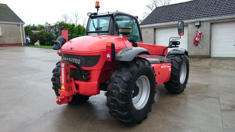 Turbocharger Kits Farm Tractors : Manitou turbo tractors for sale northern ireland