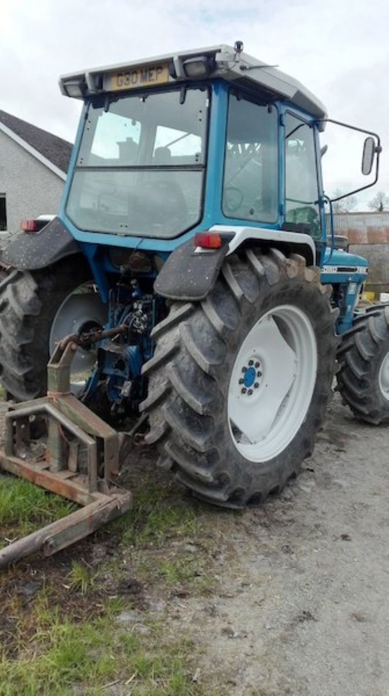 Turbocharger Kits Farm Tractors : Ford series turbo tractors for sale northern