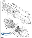 Forklift Parts - Plant & Machinery