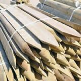 fencing 5.6ft split posts,
